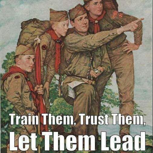 What Scouting is all about